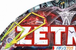 ZETMAN The Animation FPKストローク