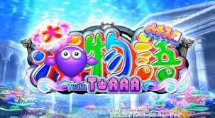 パチスロ大海物語with T-ARA (三洋物産)