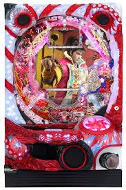 CR真・花の慶次筐体画像