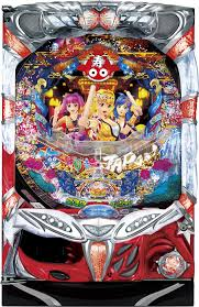 CRスーパー海物語 IN JAPAN筐体画像