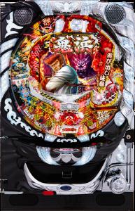 ぱちんこCR鬼浜筐体画像