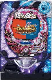 CR遠山の金さん 二人の遠山桜 FPU筐体画像