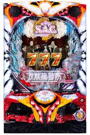 ぱちんこCR攻殻機動隊S.A.C. 筐体画像