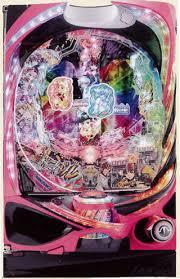 パチンコCRクイーンズブレイド 美闘士カーニバル 筐体画像