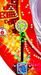 CRトキオスペシャル パチンコ新台【釘読み攻略・ストローク・ノーマルルート変更点】今作はアタッカーが下に搭載!
