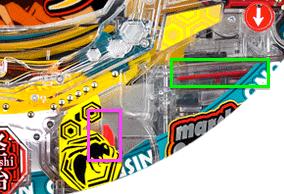 パチンコCR偽物語 パチンコ新台 【釘読み攻略・ストローク・見るべき釘】右の賞球ポケットをきちんと見よう!