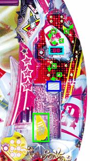 CRボウリング革命P★LEAGUE スルー 賞球ポケット アタッカー