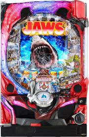 CR JAWS再臨 筐体画像