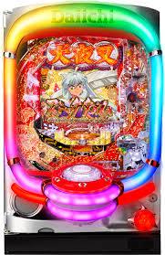CR犬夜叉 JUDGEMENT∞ 筐体画像