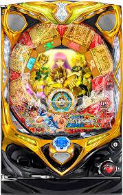 "CR聖闘士星矢4 The Battle of ""限界突破""筐体画像"