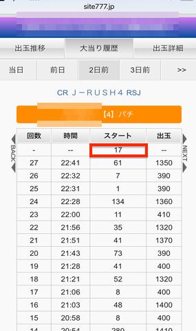CRJ-RUSH4【朝一ランプ判明】サイトを駆使して朝一潜伏台を確保せよ!
