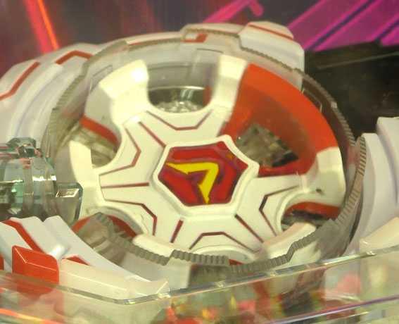 フィーバー蒼穹のファフナー2 回転体詳細