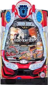 P GOD EATER-ブラッドの覚醒-MP サンセイR&D 筐体画像