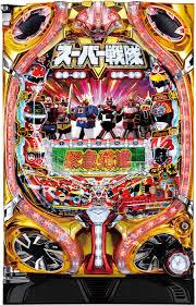 Pフィーバースーパー戦隊S sankyo 筐体画像