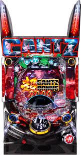 GANTZ2 オッケー 筐体画像