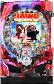P JAWS再臨 筐体画像 平和