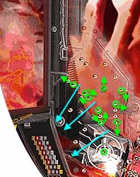 【簡単釘攻略】P新・必殺仕置人 K3 【ストローク・寄り釘・ヘソ周辺・釘の見方・重要な釘とは?】