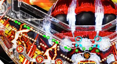 【釘読み攻略】鉄拳 極(ビスティ)【ストローク・釘攻略・釘の見方・見るべき釘】道釘〜ヘソ