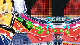 【デジタル始動までの説明】Pすしざんまい極上(豊丸)【釘攻略・釘読み・釘の見方・役物詳細】道釘〜ヘソ釘