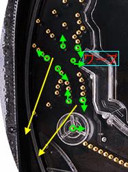 【釘読み攻略!】P沖7 BLACK(マルホン)【ストローク・釘見・釘読み・見るべき釘】