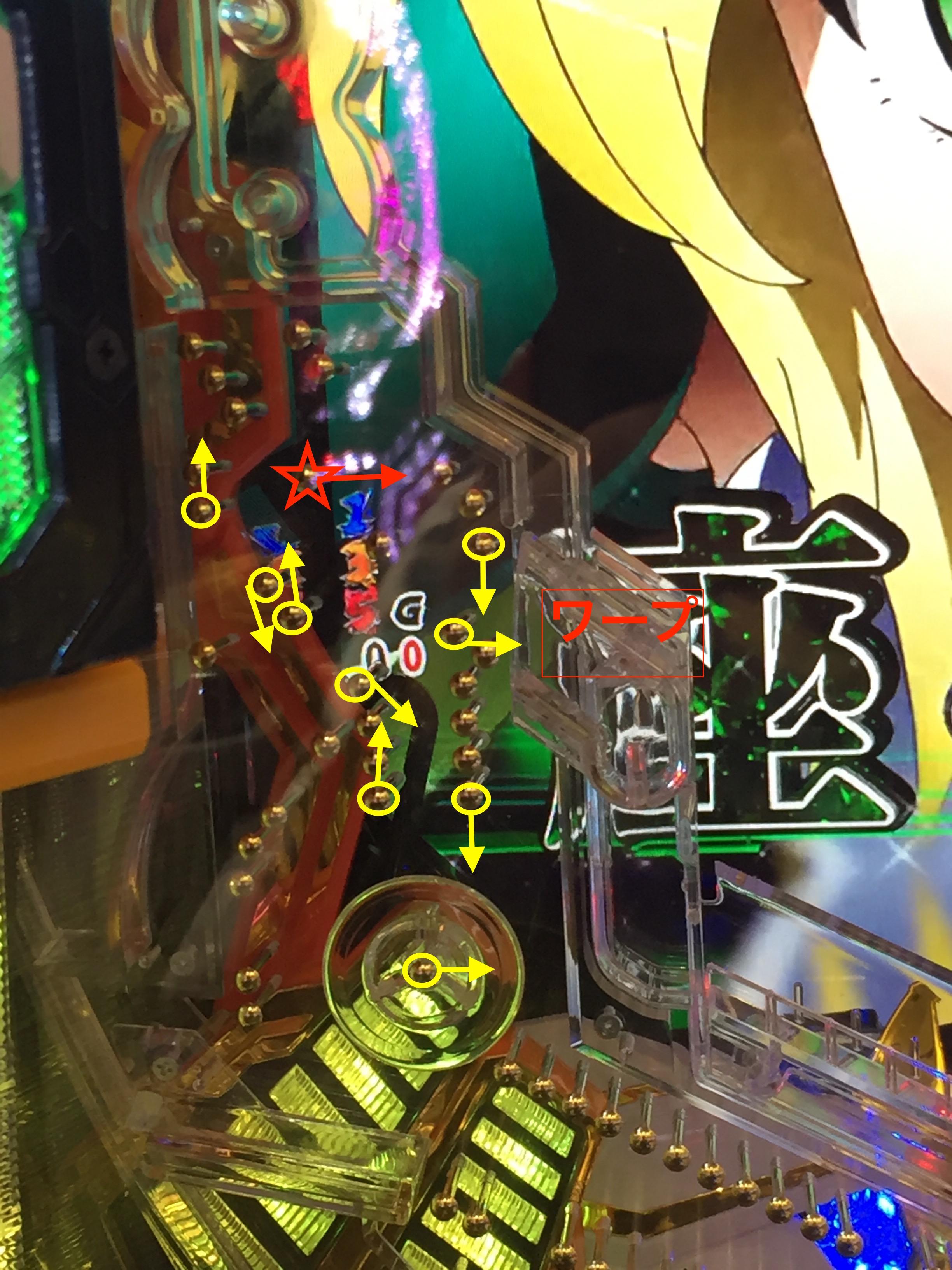 【この一本は死んでも見ろ!】P戦姫絶唱シンフォギア2【釘読み攻略・ストローク・寄り釘・ヘソ釘】