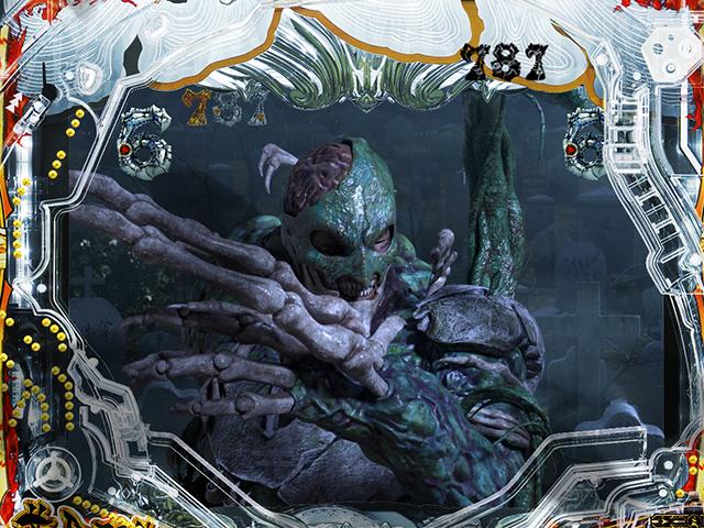 「ウトック」【ホラーSPリーチ系信頼度】真・牙狼【ガロフラッシュが緑以上なら大当たり間近 !?】