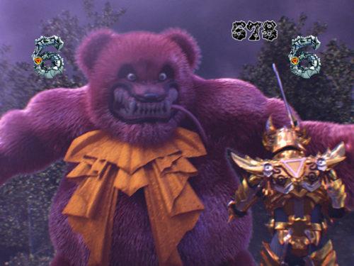 「究極ホラー熊SPリーチ」真・牙狼【牙狼SPリーチ信頼度】