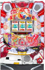 PAドラム海物語IN JAPAN サンスリー 筐体画像
