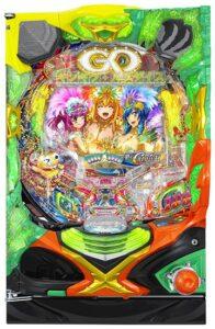 Pギンギラパラダイス夢幻カーニバル サンスリー 筐体画像