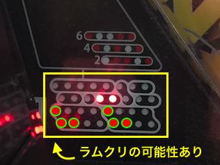 Pあぶない刑事【朝一リセット(ラムクリ)の可能性のあるランプ点灯パターンを公開】